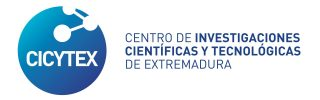 Logo Cicytex