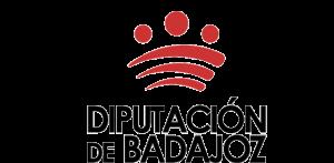 Logotipo diputacion de badajoz